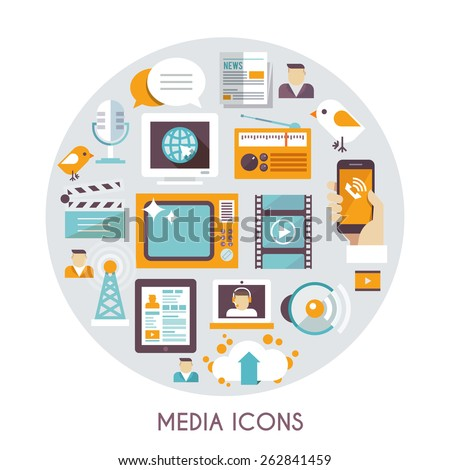 mass media and media content Abstract theories of political economy and resource-dependence imply that cor-  porate ownership of the mass media biases its content so as.