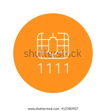 Master Card Icon Visa Card Icon Stock Vector Royalty Free
