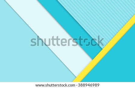 Material design background. Material design layout. Material design for UI or wallpaper. Vector illustration of material design. Abstract shape material design. Material design wallpaper. - stock vector
