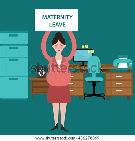 maternity leave stock images royalty free images
