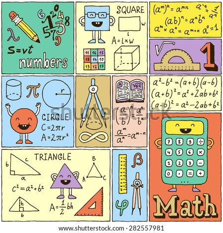 Illustration college math subjects