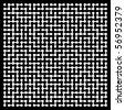Maze. Vector illustration. - stock photo