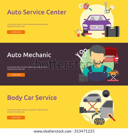 Mechanic and Car Repair