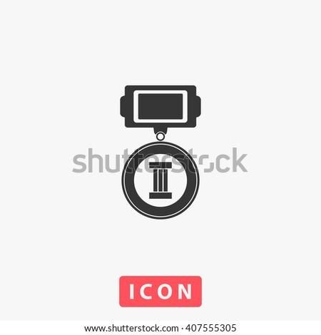 medal Icon. medal Icon Vector. medal Icon Art. medal Icon eps. medal Icon Image. medal Icon logo. medal Icon Sign. medal Icon Flat. medal Icon design. medal icon app. medal icon UI. medal icon web - stock vector