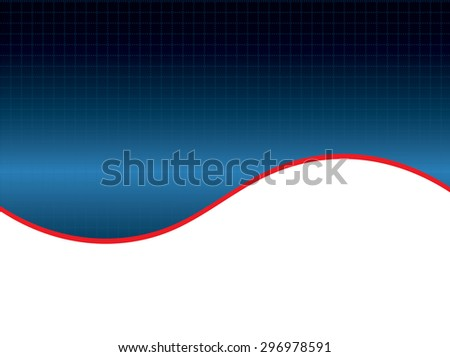 Medical background with blue, red and white colors. Vector illustration - stock vector