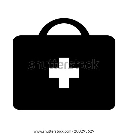 Medical Bag - Vector