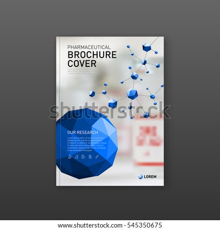 pharmacy brochure template - pharmaceutical brochure stock images royalty free images
