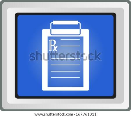 Medical Clinic Nursing Checklist http://www.shutterstock.com/similar
