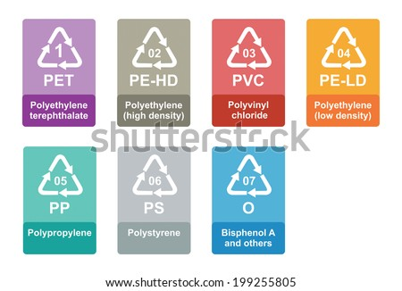 Medical concept with abstract icon on background - stock vector
