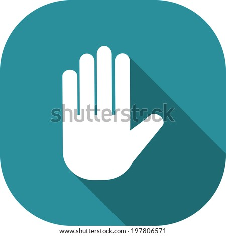 Medical Flat Icon - stock vector