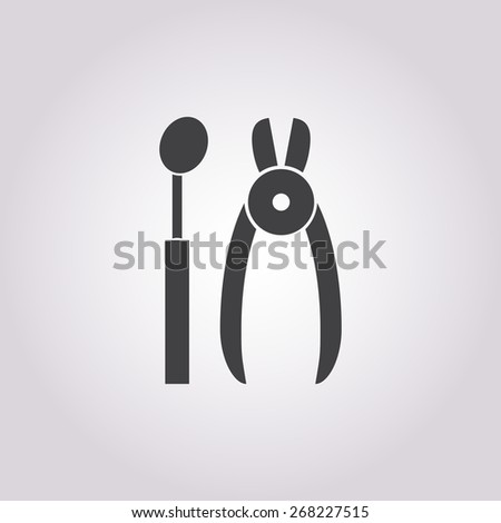 Medical icon.  - stock vector