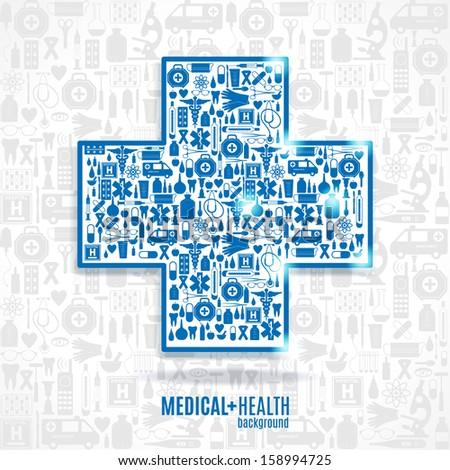 Background Image Icon Medical Icon Background