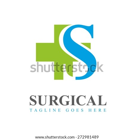 Medical logo - stock vector