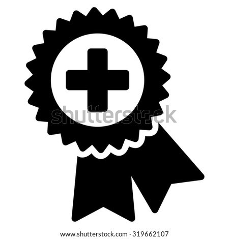 medical quality seal vector icon style stock vector 319662107 rh shutterstock com Presidential Seal Vector Texas State Seal Vector Art