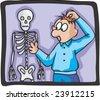 Medical Science : vector illustration - stock vector