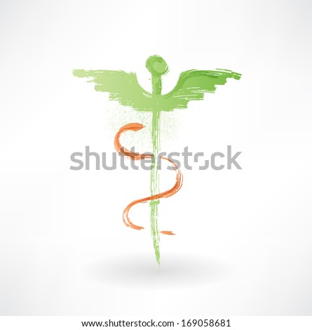 medical sign icon - stock vector