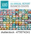 mega collection of 100 business ...
