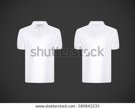 Collar stock images royalty free images vectors for Collar shirt design template