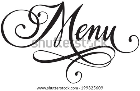 """word Menu"" Stock Images, Royalty-Free Images & Vectors ..."