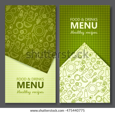 Menu Card Stock Images Royalty Free Images amp Vectors