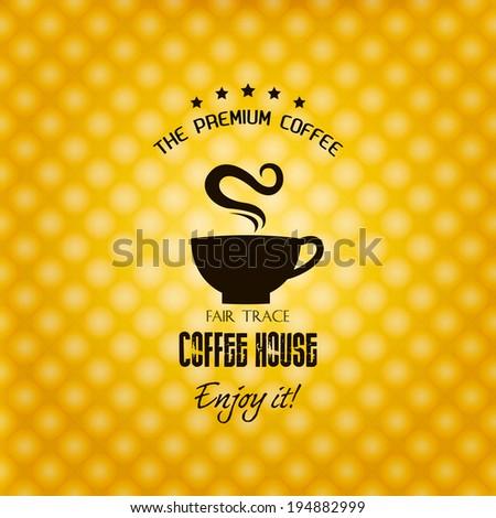 Menu for restaurant, cafe, bar, coffeehouse / Template Coffee shop menu  - stock vector