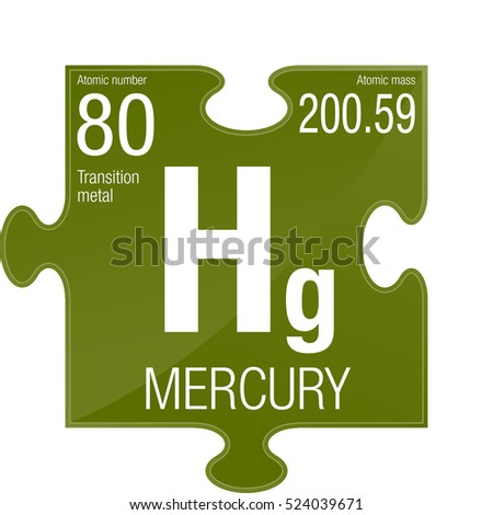Mercury symbol element number 80 periodic stock vector 524039671 mercury symbol element number 80 of the periodic table of the elements chemistry urtaz Gallery