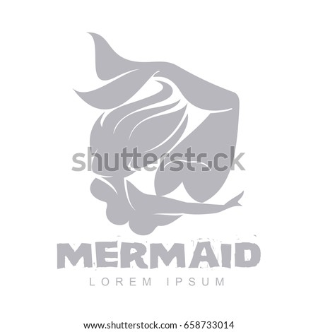 black and white snowflake cliparthair logos clipart vector design u2022 rh vectormagz pro