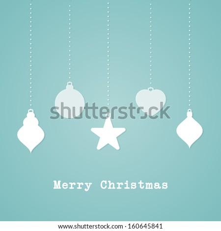 Merry Christmas - stock vector