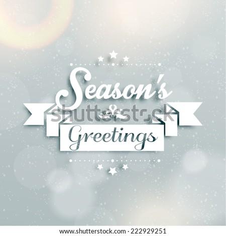 Merry christmas season greetings quote vector stock vector 222929251 merry christmas season greetings quote vector design m4hsunfo