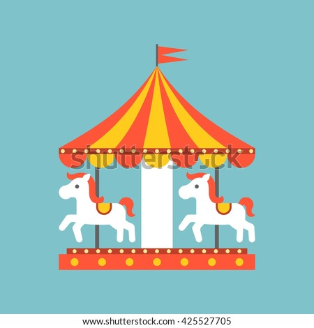 merry go round stock photos royalty free images vectors shutterstock. Black Bedroom Furniture Sets. Home Design Ideas