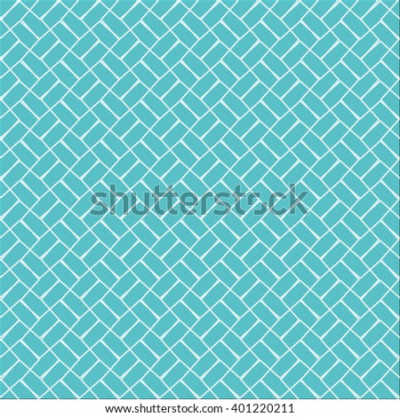 Mesh background. Seamless pattern with repeating geometric tiles. Vector illustration. - stock vector