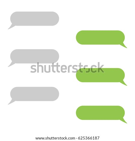 Message phone template stock vector 625366187 shutterstock message phone template pronofoot35fo Gallery
