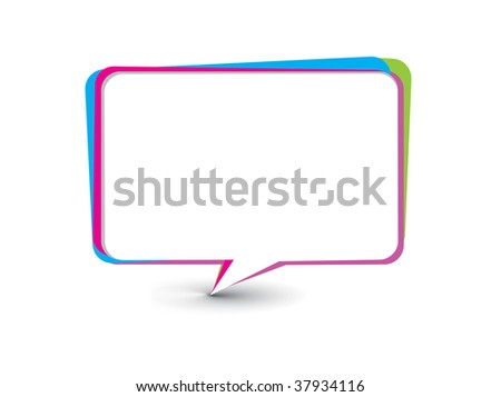 messenger window icon vector illustration isolated on white background - stock vector