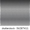 metal grid background-vector.Metal texture. - stock photo