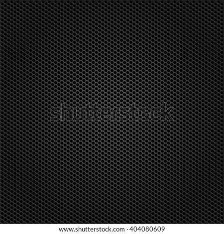 Metal grid. Metallic mesh texture background with reflections.