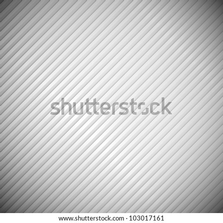 Metal pattern background with lines. Eps 10 - stock vector