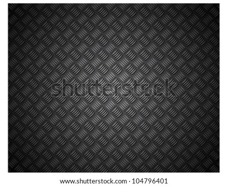 metal pattern texture grid carbon material - stock vector