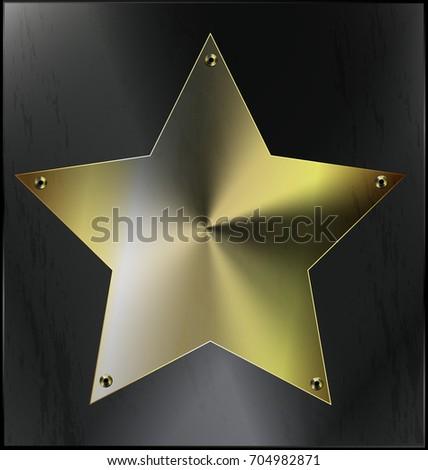 Hollywood Walk Of Fame Star Symbols