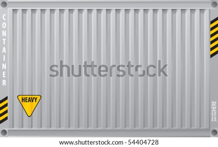 Cargo container stock photos images pictures for Surface container