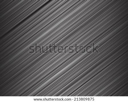 Metal texture - stock vector