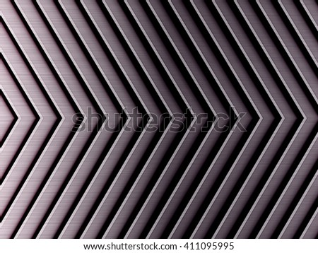 Metal texture background. Stainless steel. Vector illustration EPS10