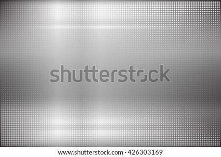 Metallic background. Vector illustration. Used opacity of layers - stock vector