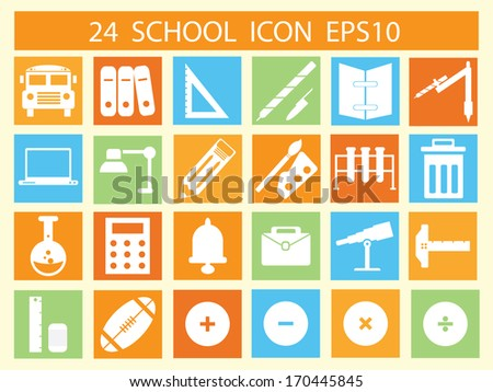 Metro icon of computer web design and office,computer - stock vector