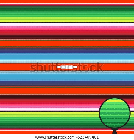 Serape Pattern Stock Images, Royalty-Free Images & Vectors ... Mexican Blanket Texture