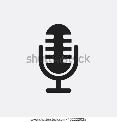 Microphone Icon, Microphone Icon Eps10, Microphone Icon Vector, Microphone Icon Eps, Microphone Icon Jpg Microphone Icon, Microphone Icon Flat, Microphone Icon App, Microphone Icon Web,Microphone Icon - stock vector