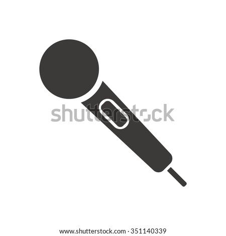 Microphone icon, Microphone icon vector, Microphone icon eps10, Microphone icon, Microphone icon eps, Microphone icon jpg, Microphone icon flat, Microphone icon web, Microphone icon, Microphone icon - stock vector