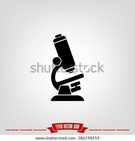 microscope icon, microscope icon eps10, microscope icon vector, microscope icon jpg, microscope icon picture, microscope icon app, microscope icon web, microscope icon art, microscope icon flat - stock vector