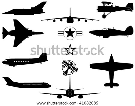 Military Aircraft's