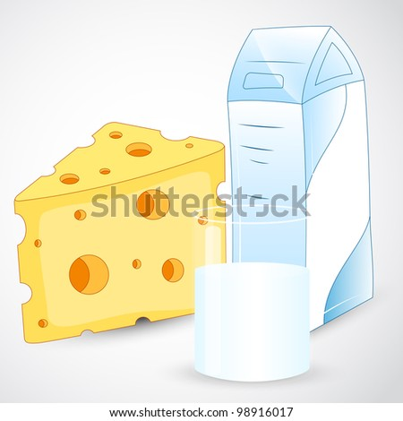 Milk with Cheese