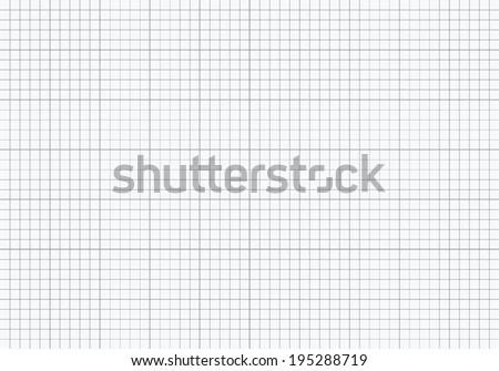 Millimeter school paper pattern texture background vector - stock vector